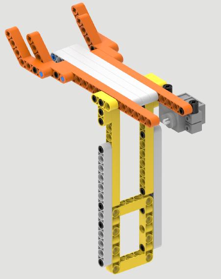 OSOYOO  Building Brick Kit Arduino Lesson 4: Tower crane