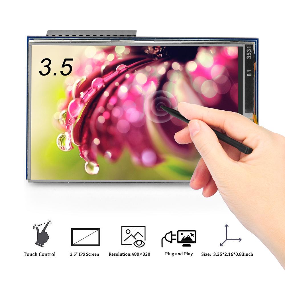 3.5inch SPI Raspberry Pi Screen