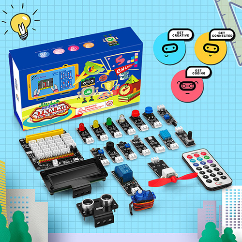 OSOYOO STEM Kit for Micro:bit