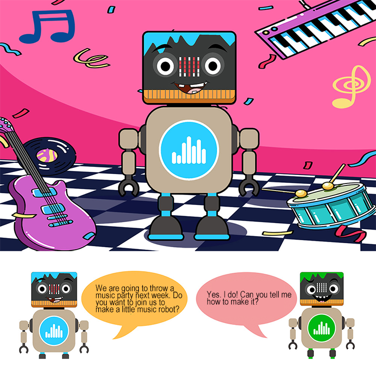 Micro:bit STEM Lesson 8: Play Music