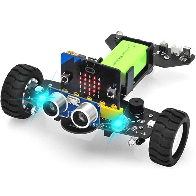 OSOYOO Photon kit for Micro:Bit : Introduction Model#2020005200