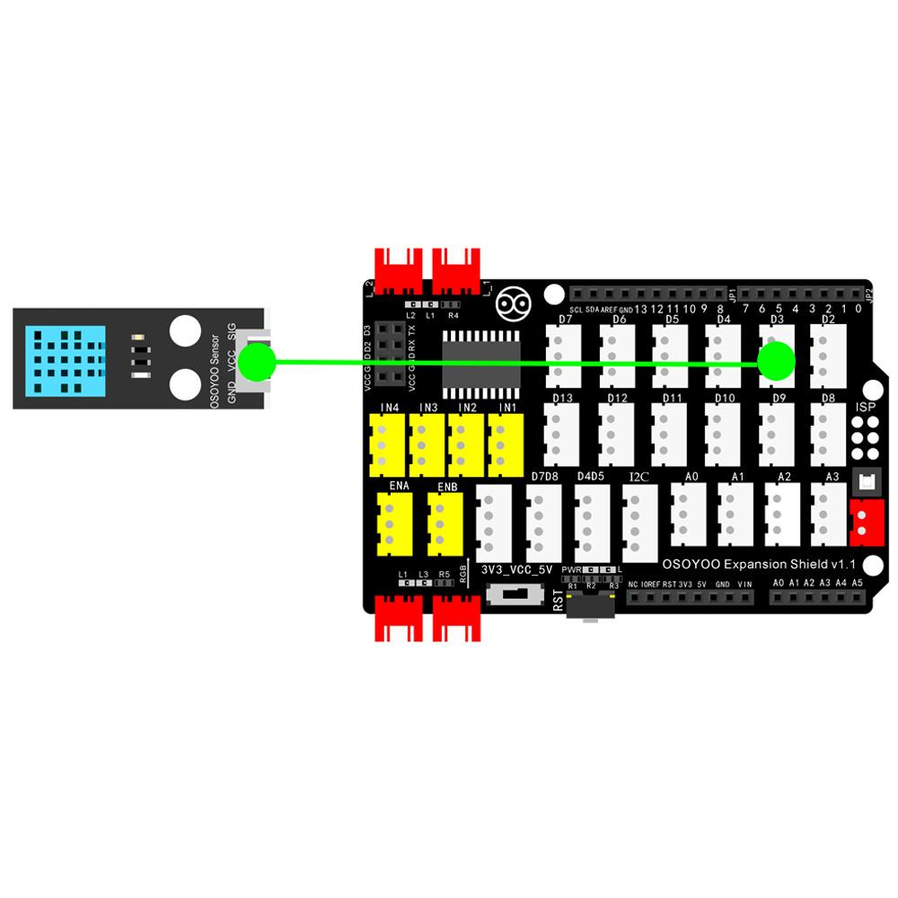 PnP Kit Lesson 18: DHT11 Sensor