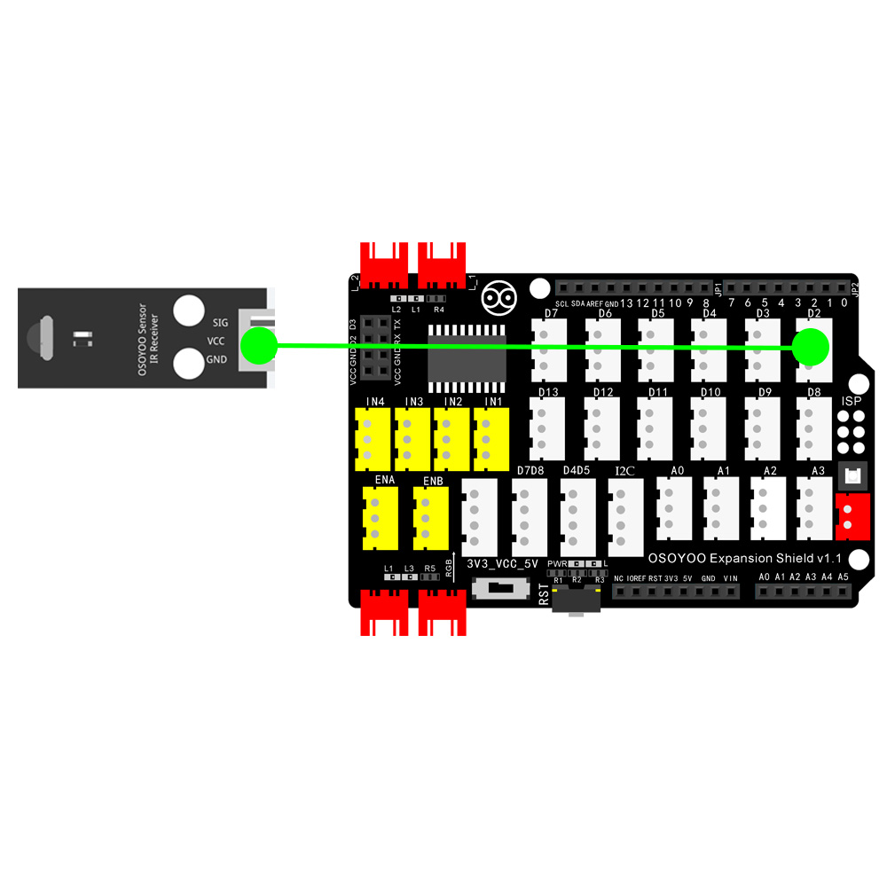 PnP Kit Lesson 21: IR Remote Control