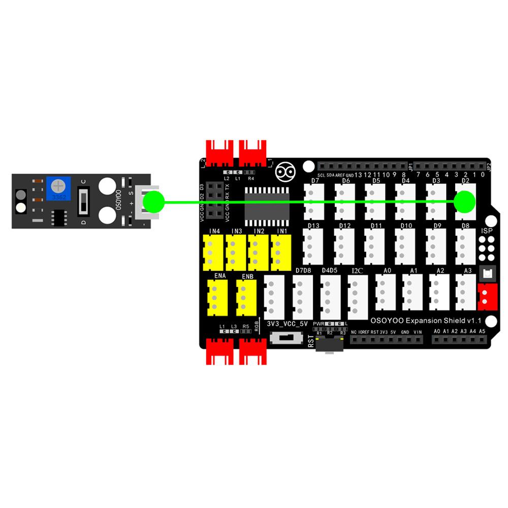 PnP Kit Lesson 23: IR Track Sensor