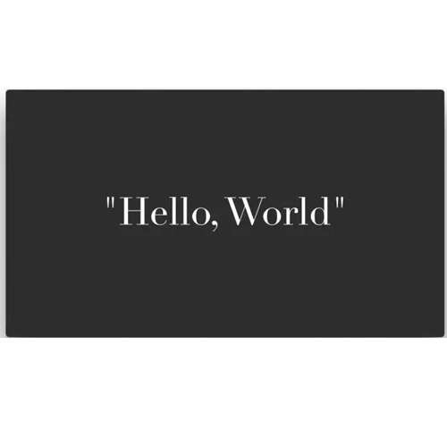 OSOYOO Smart Home IoT Learning Kit Lesson 3: Say Hello World