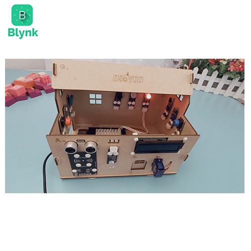 Smart House IoT Learning Kit V2.0 Blynk Lesson 2-1 Wireless Lighting Control