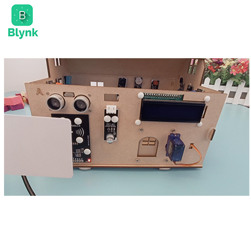 Smart House IoT Learning Kit V2.0 Blynk Lesson 2-5 RFID Access Control Card Verification