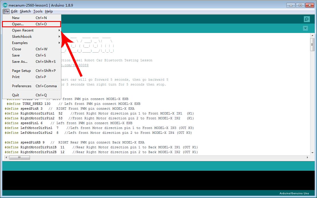 Arduino sketchbook download