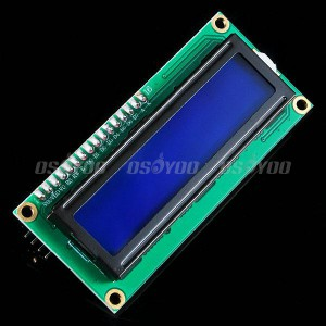 16×2 I2C LiquidCrystal Display(LCD) for UNO R3 and Mega2560 « osoyoo com