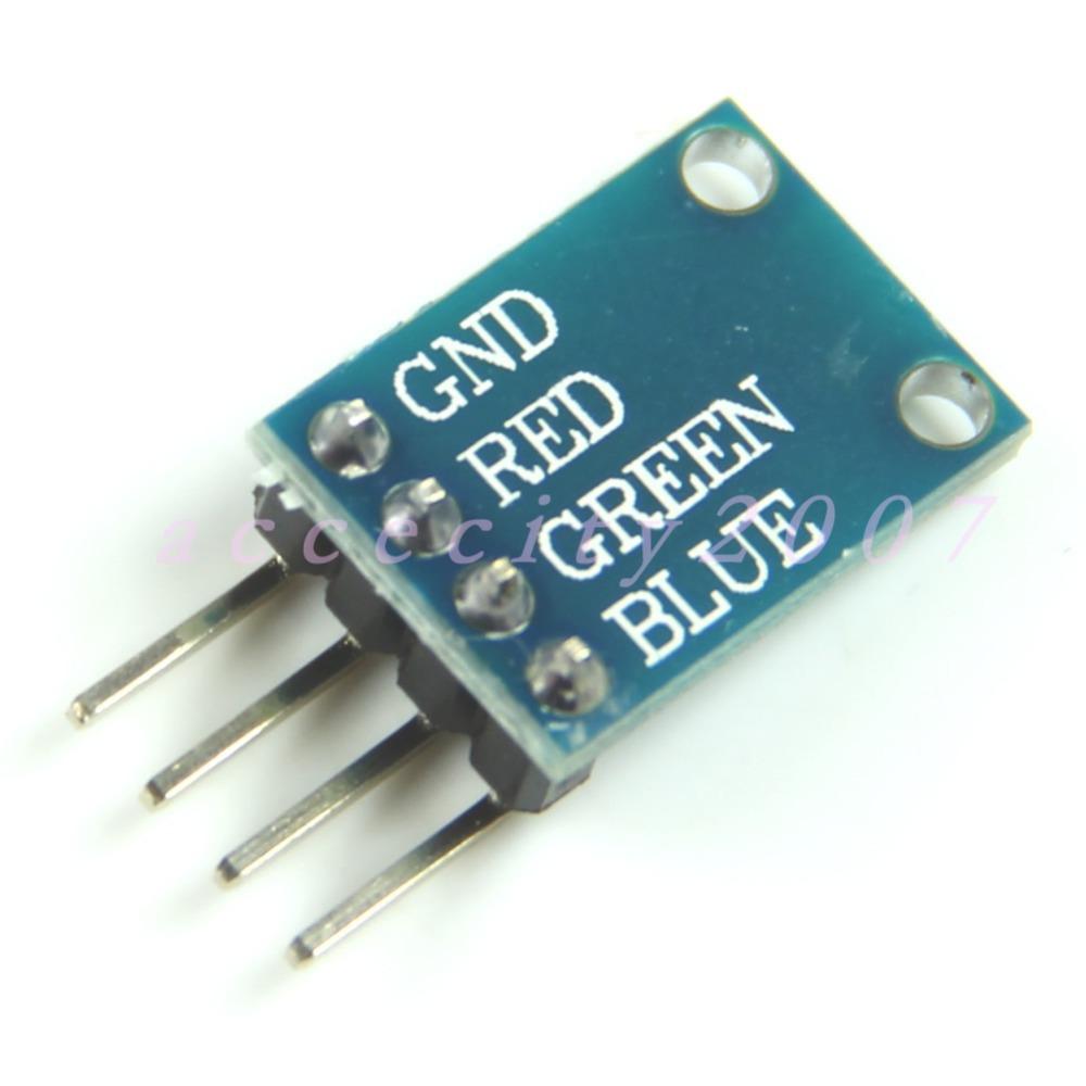 3色フルカラー SMD LEDモジュールプロジェクト