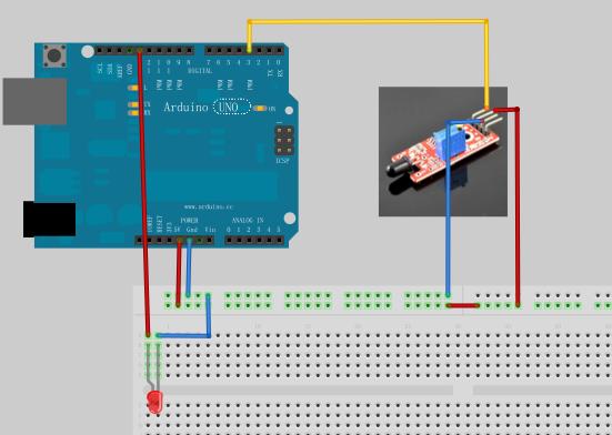 Flame sensor module « osoyoo com