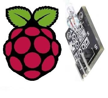 Mercury Tilt switch work with Raspberry Pi
