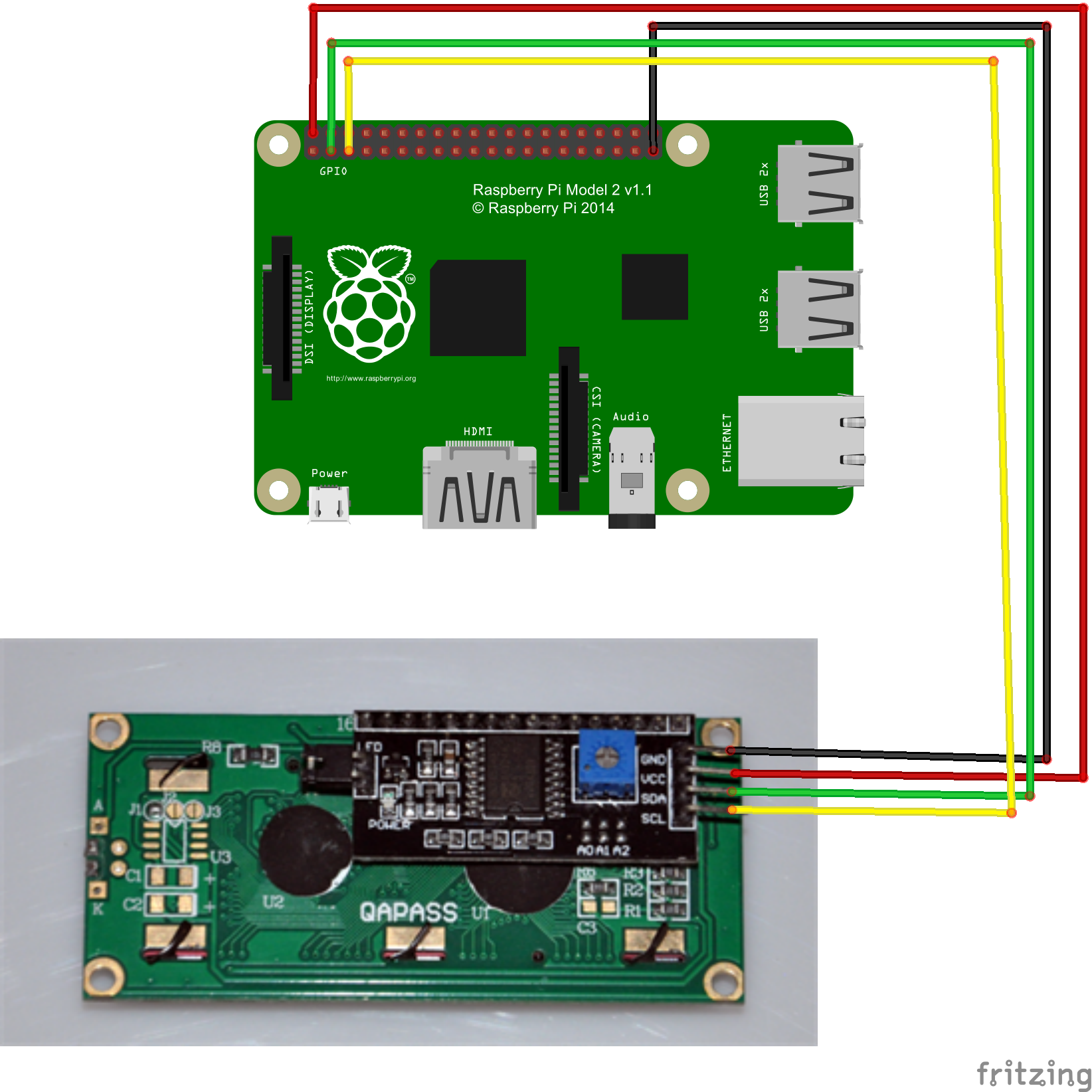 Raspberry pi i2c (python): 7 steps (with pictures) instructables.