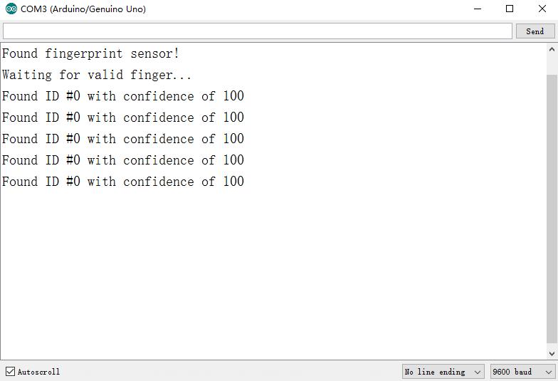 Optical Fingerprint Reader Sensor Module Installation Guide Kookye