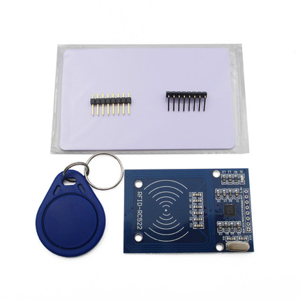 Using Arduino/RFID/LCD/Servo to make sample security project