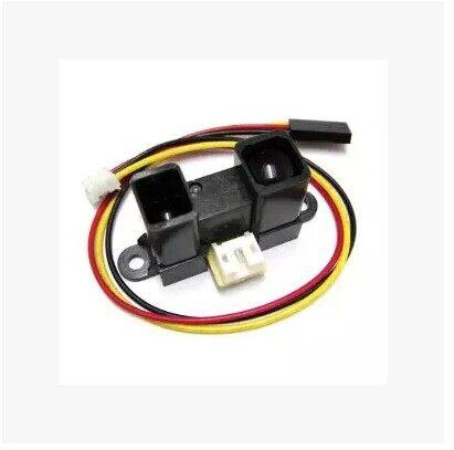Use Arduino driver GP2Y0A21 distance sensor