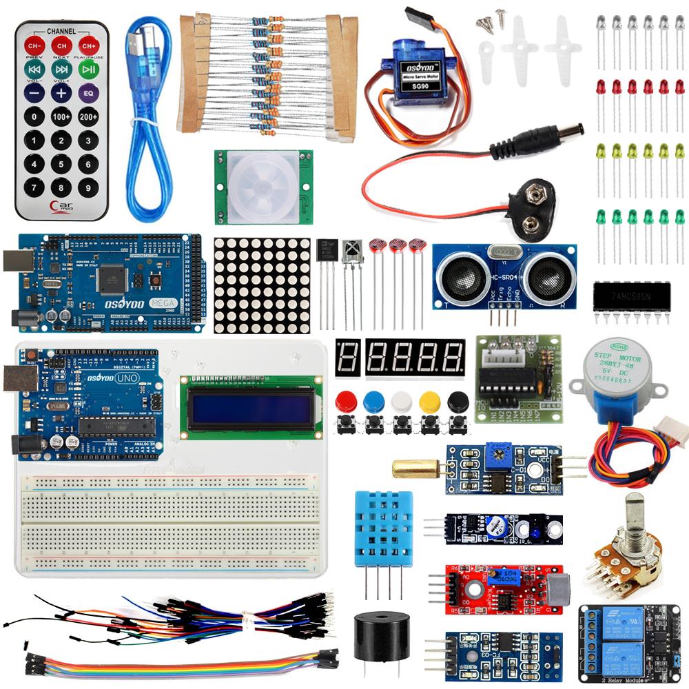Arduino v3 advanced learning kits