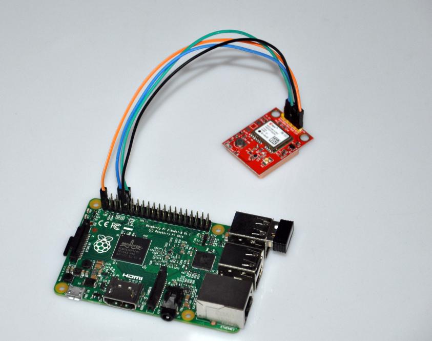 Use rapsberry Pi to drive U-BLOX NEO-6M GPS module « osoyoo com