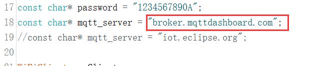 Use NodeMCU to publish light sensor value to internet