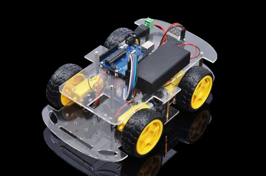Osoyoo robot car starter kit lesson install uno r