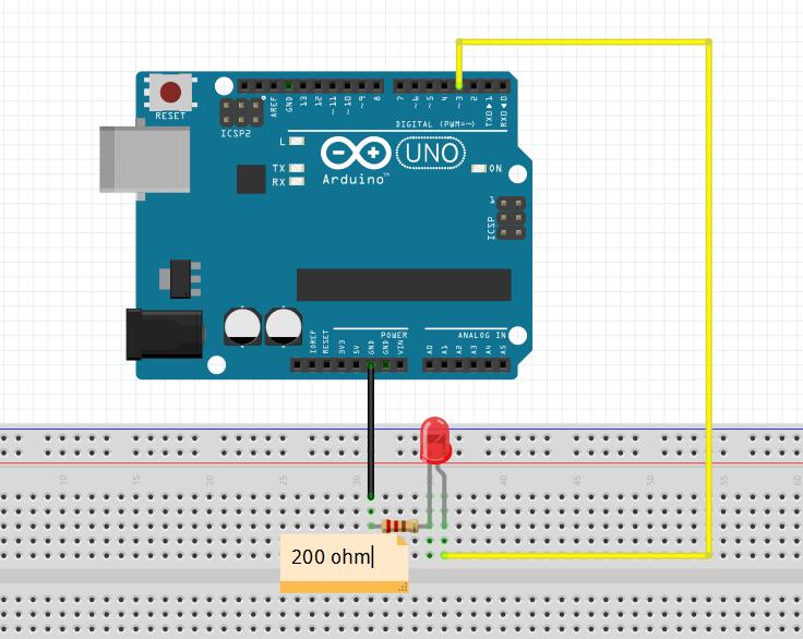 Arduino IOT Lesson 3: Remote control a LED