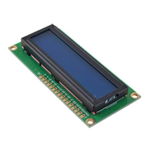 I2C 1602 LCD Display Module – Blue Backlight