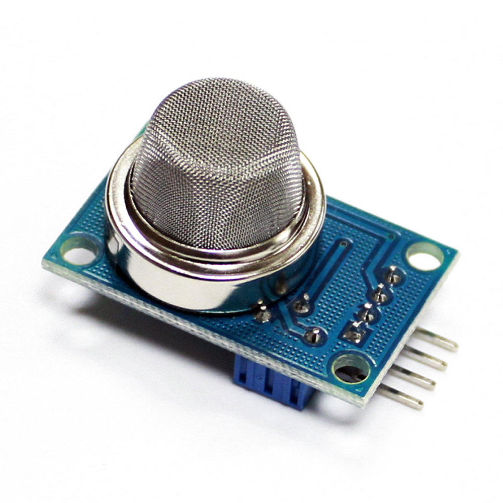 MQ2 Smoke Detector