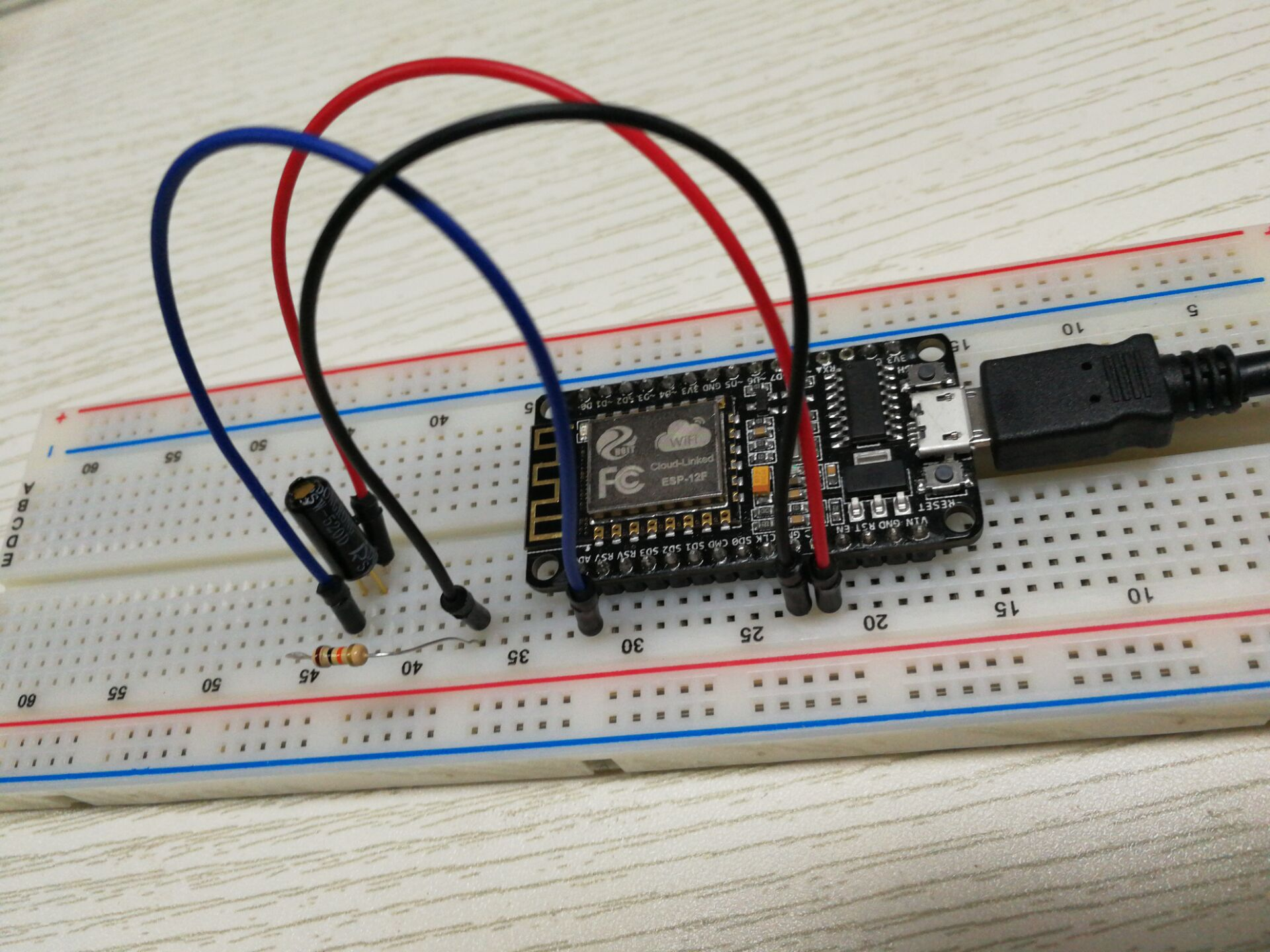 NodeMCU Lesson 12— Tilt Sensor & MQTT