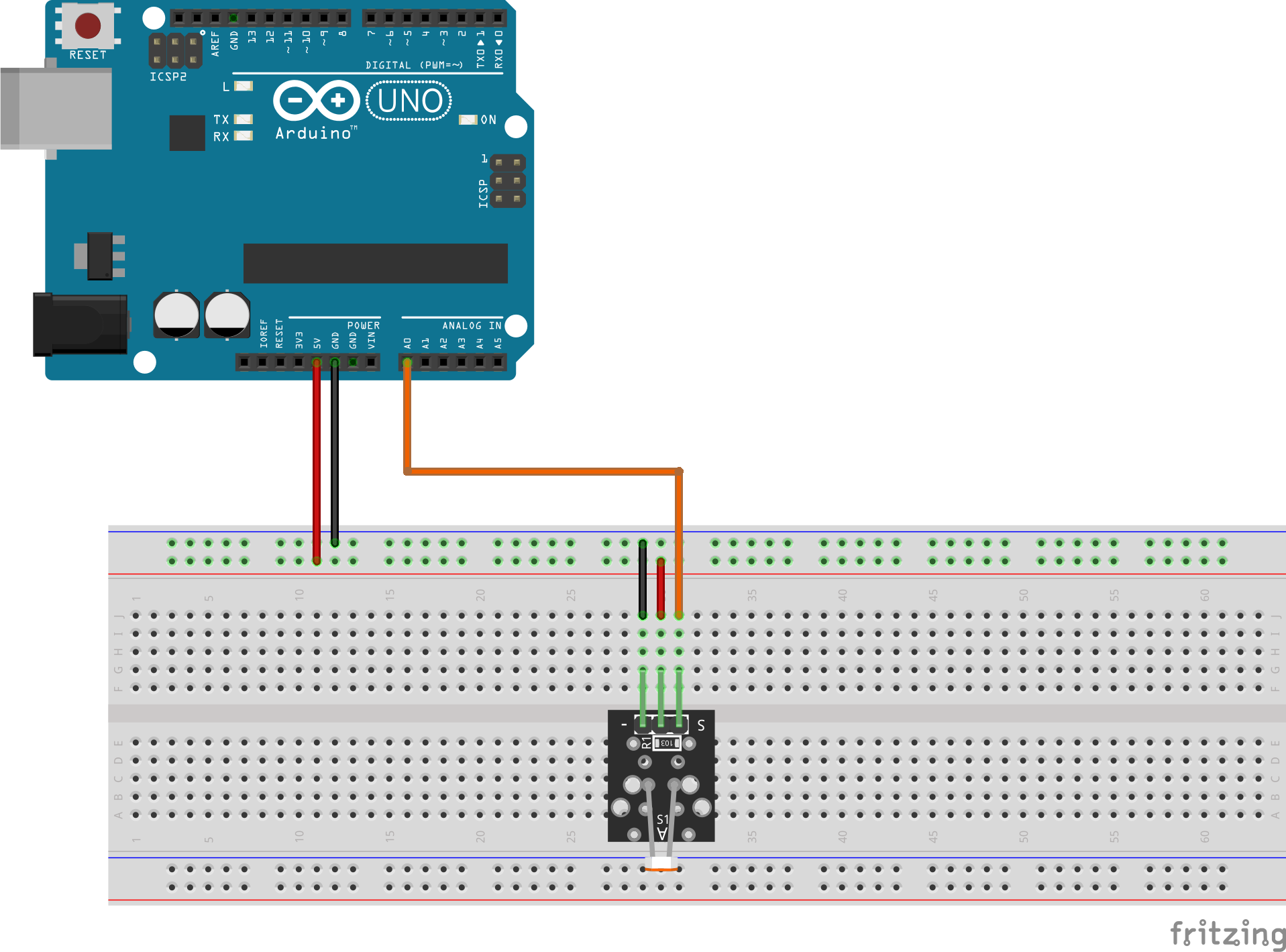 Lesson 4: Reading a Photoresistor Sensor data