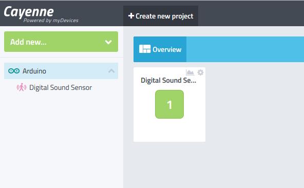 Arduino IOT Lesson 11: Sound Monitor IoT project « osoyoo com