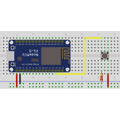 NodeMCU Lesson 7 --- Switch Button & MQTT