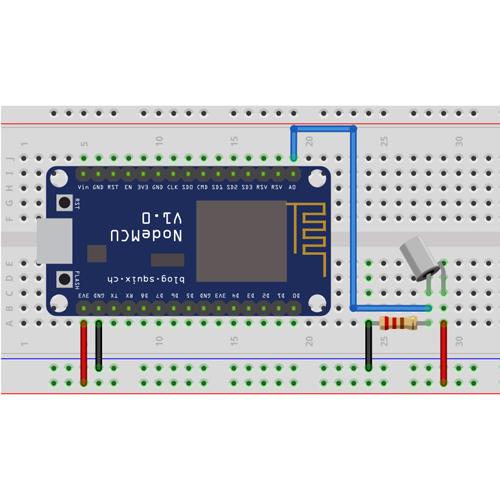 NodeMCU Lesson 12--- Tilt Sensor & MQTT