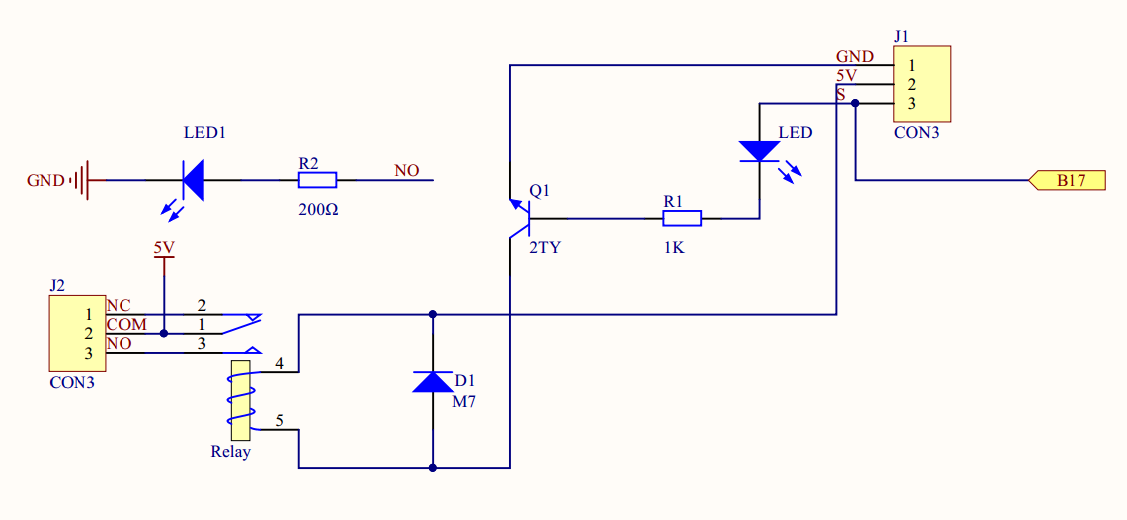 relay_with_led22 Raspberry Pi Relay Wiring Diagram For Led External Power on