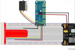 Raspberry Pi Starter Kit Lesson 12: Raspberry Pi Drive SG90 Servo