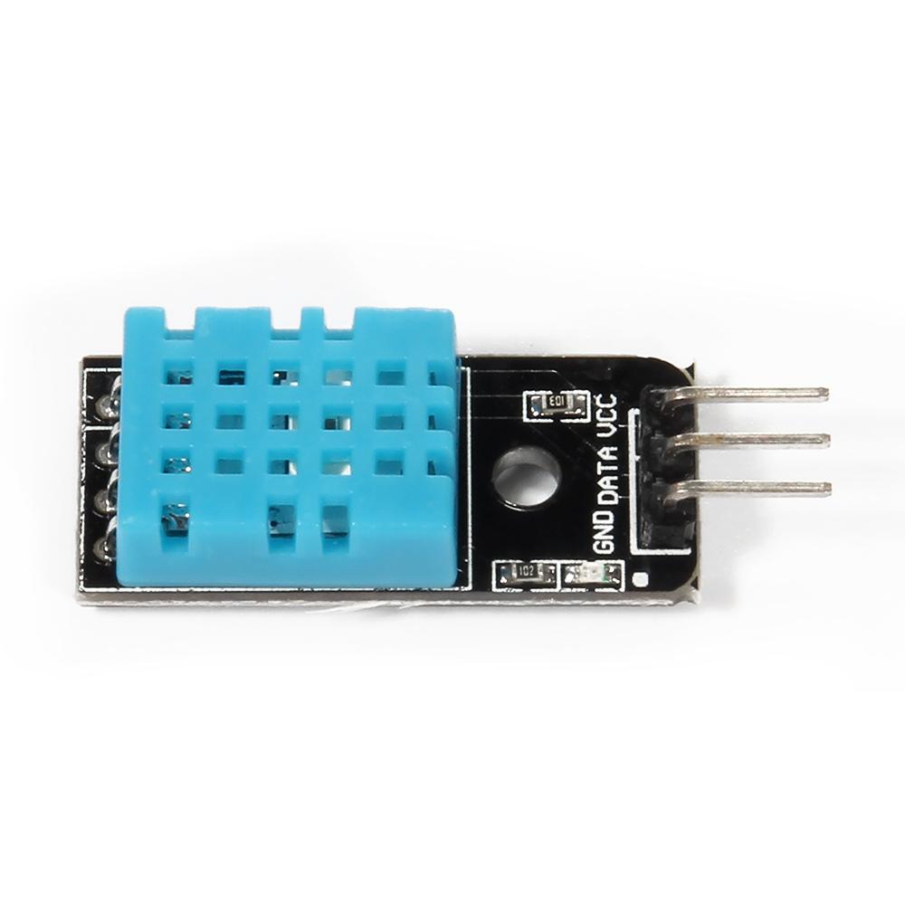 Dht11 Temperature Amp Humidity Sensor Module 171 Osoyoo Com