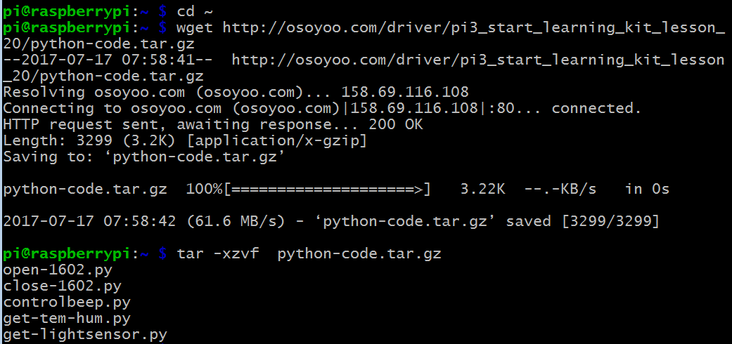 Raspberry Pi Starter Kit Lesson 20: Use Raspberry Pi + IR