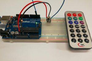 Arduino lesson – IR RemoteControl