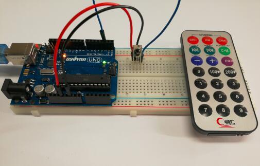 Arduino lesson – IR RemoteControl « osoyoo com