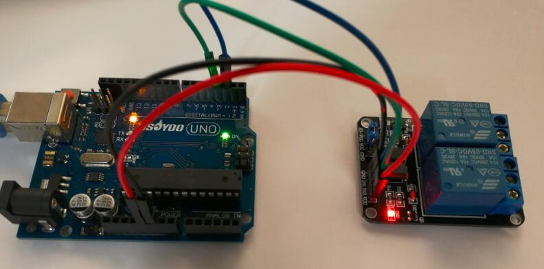 arduino lesson  channel relay module osoyoocom