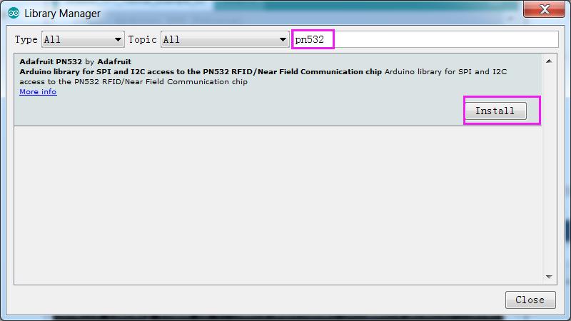 PN532 NFC RFID module for Arduino « osoyoo com