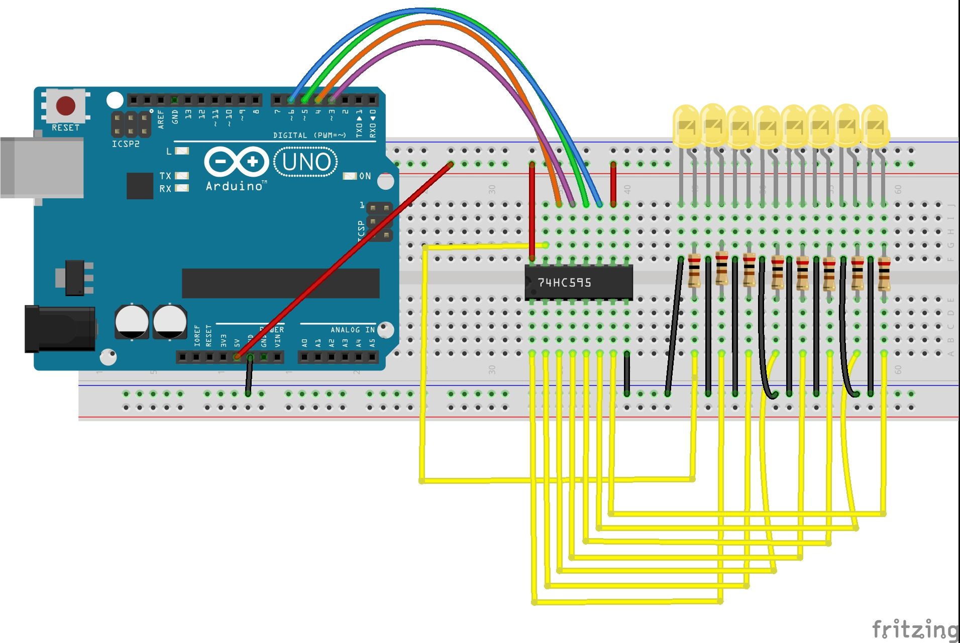 Arduino Projects Duemilanove Uno The Digital Inputs And Relay Outputs Connection