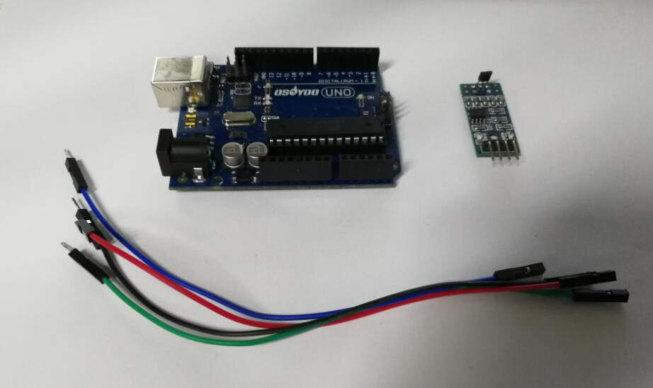 Arduino lesson – Hall Effect Sensor module « osoyoo com