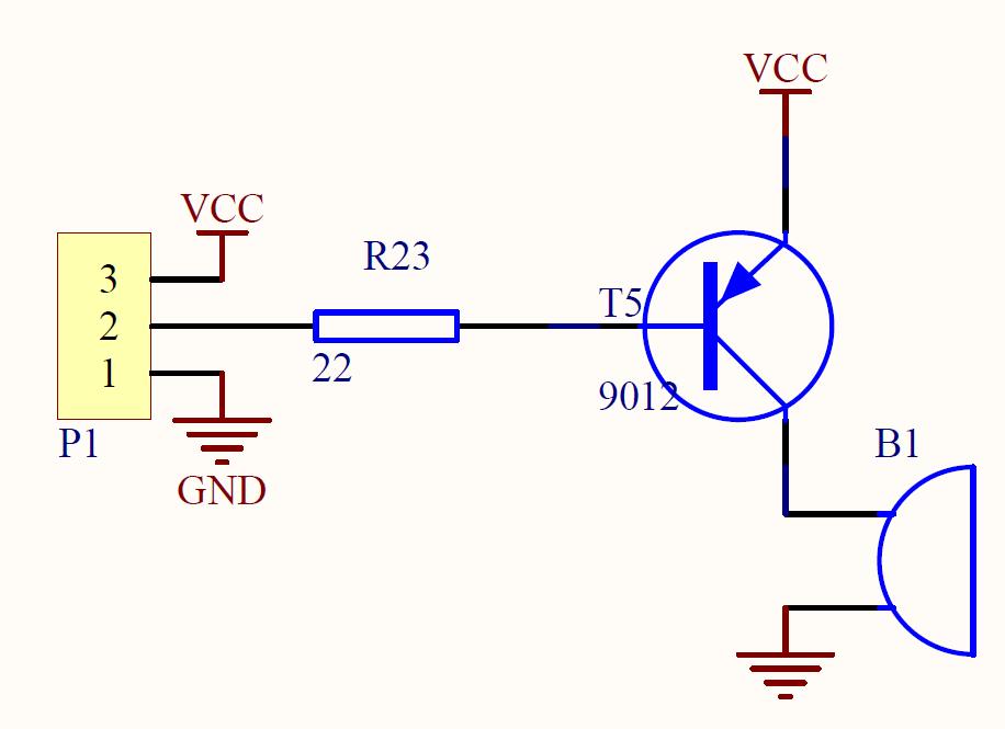 Buzzer sensor module « osoyoo.com