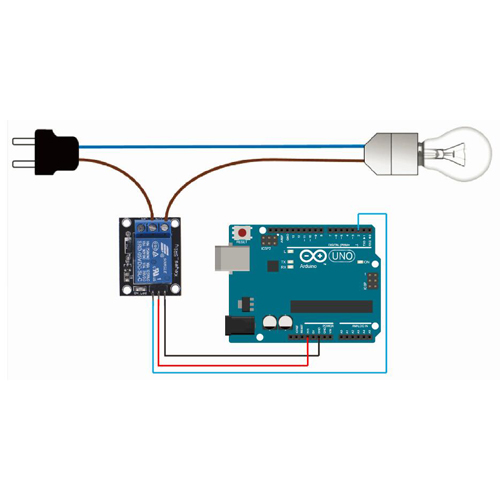 Arduino lesson – 1-Channel Relay Module