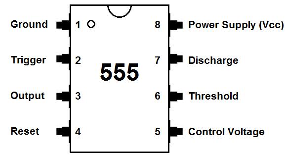 Arduino Lesson  U2013 555 Timer Ic  U00ab Osoyoo Com