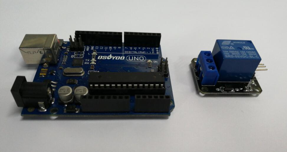 Arduino lesson – 1-Channel Relay Module « osoyoo com