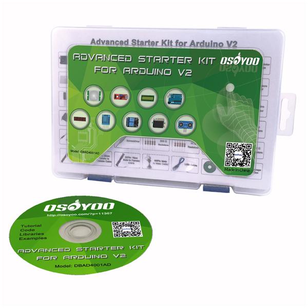 Universal Starter Learning Kit for Arduino