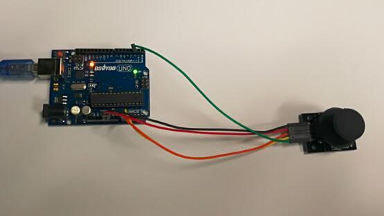 Arduino lesson – Joystick « osoyoo com