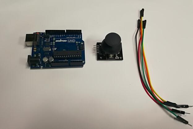 Arduino lesson joystick « osoyoo