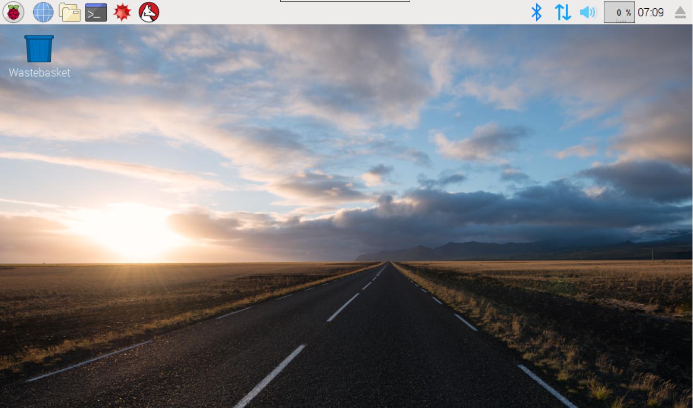 Raspberry pi zero/w Basic Kit lesson 5:Remote Control with VNC
